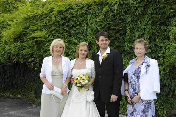 Tamara Halžová{{_AND_}}Róbert Osaďan - svadobné mamy