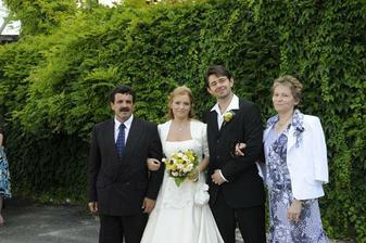 manželoví svokrovci