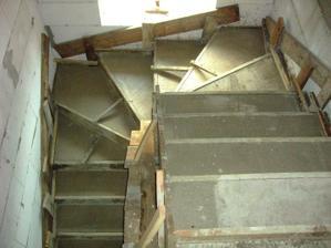 hotove schody