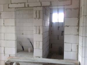 Hospodarska miestnost a WC