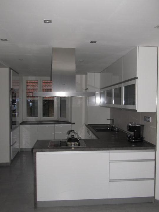 Naše bydlení - Ještě bar dodělat a konečně je hotová :)