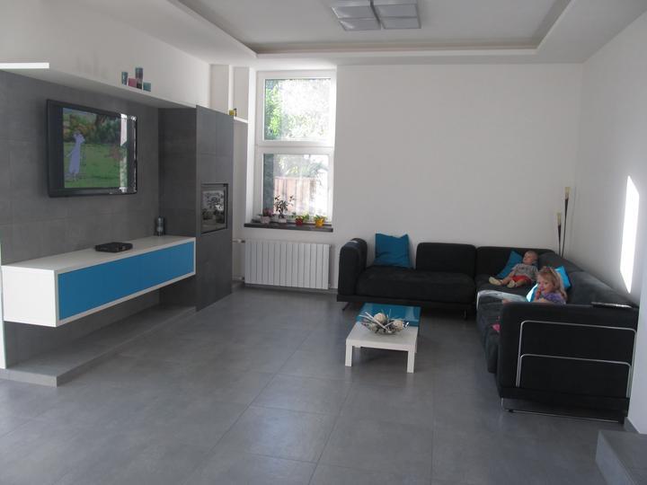 Naše bydlení - obývák je komplet :-)