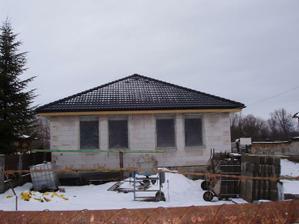 a máme hotovú strechu