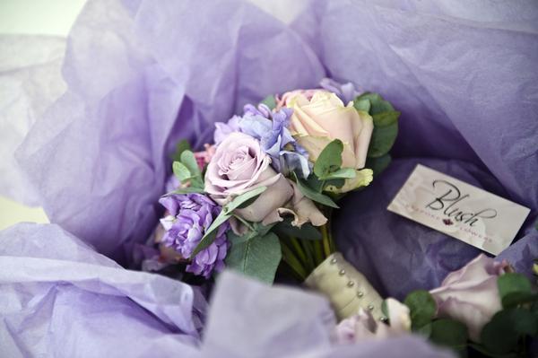 Sophie Hall{{_AND_}}Stuart Gillies - Bridesmaid's bouquet