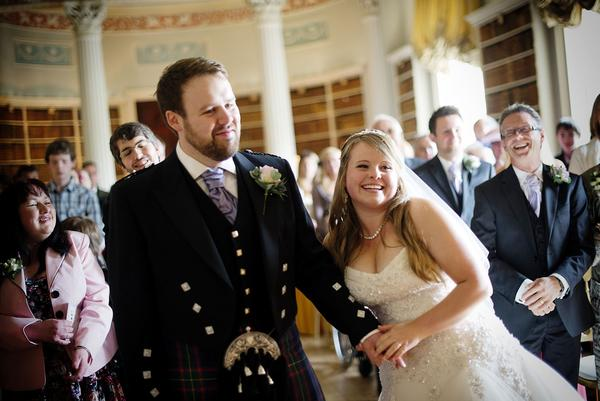 Sophie Hall{{_AND_}}Stuart Gillies - Married!