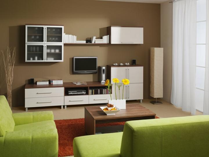 Obývací pokoj s kuchyní a jídelnou - Obrázek č. 41