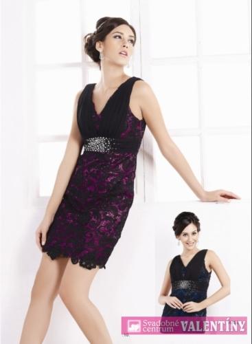 Spoločenské šaty na predaj NOVÉ - Obrázok č. 4