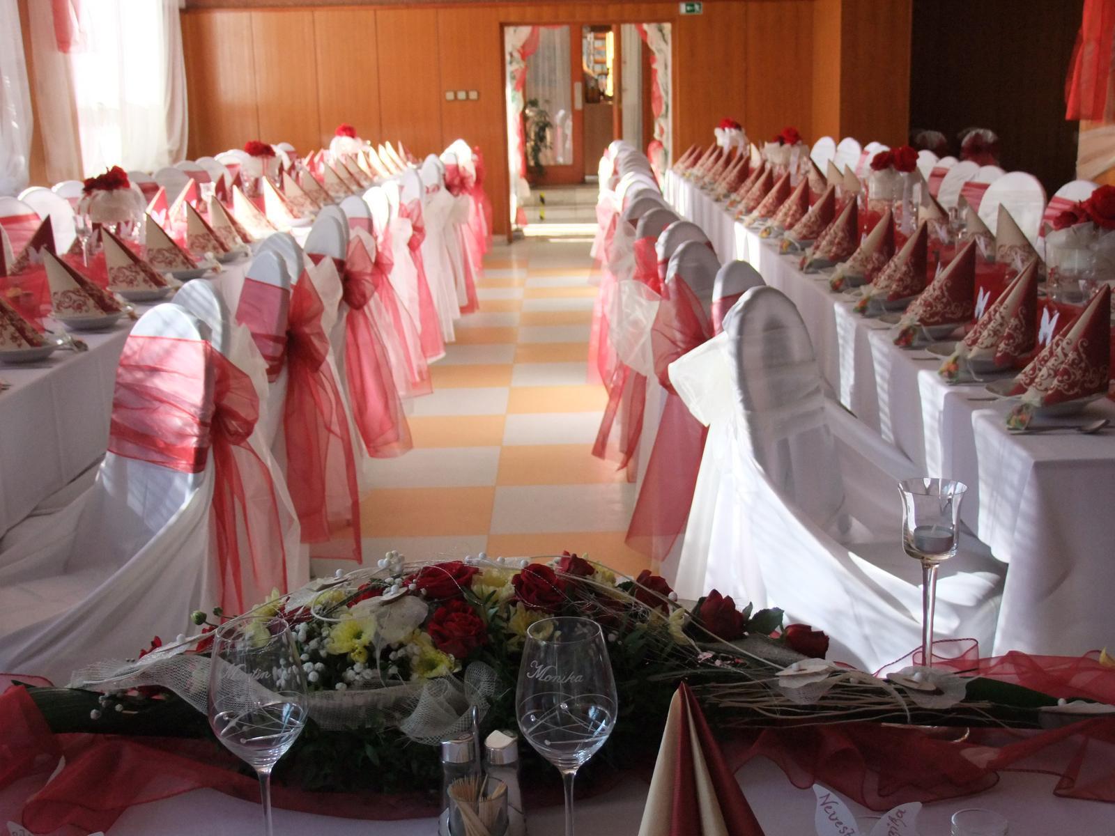 Svadobný salón - Svadobné Centrum Valentíny - Obrázok č. 9