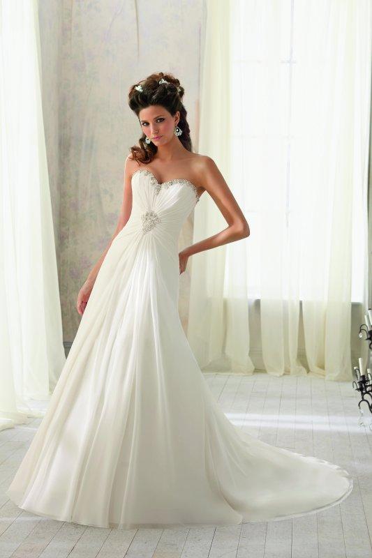 Svadobné šaty ako pre princezny - Obrázok č. 1
