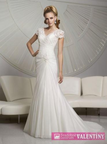 Svadobné šaty ako pre princezny - Obrázok č. 3