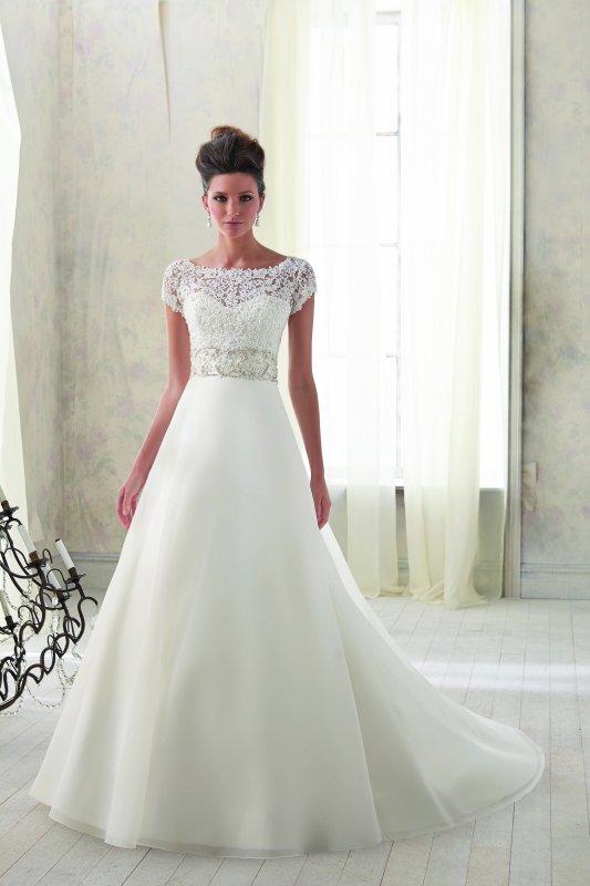 Svadobné šaty ako pre princezny - Obrázok č. 4