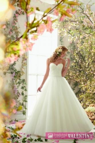 Svadobné šaty ako pre princezny - Obrázok č. 6