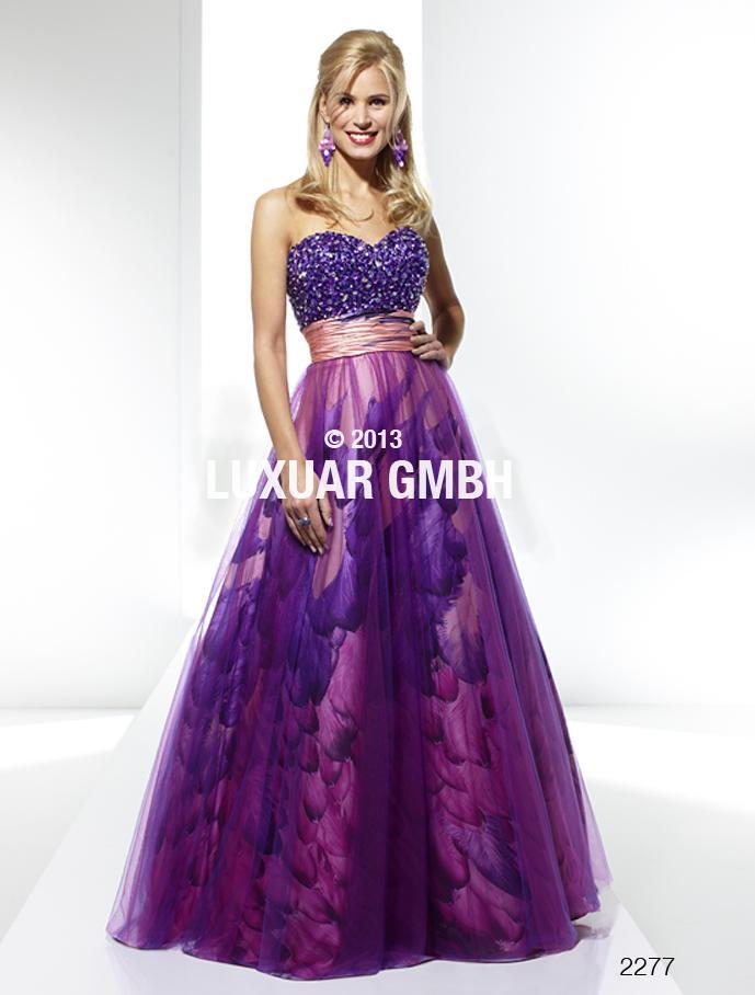 Luxusné spoločenské šaty  vo Svadobnom centre Valentíny - Obrázok č. 4