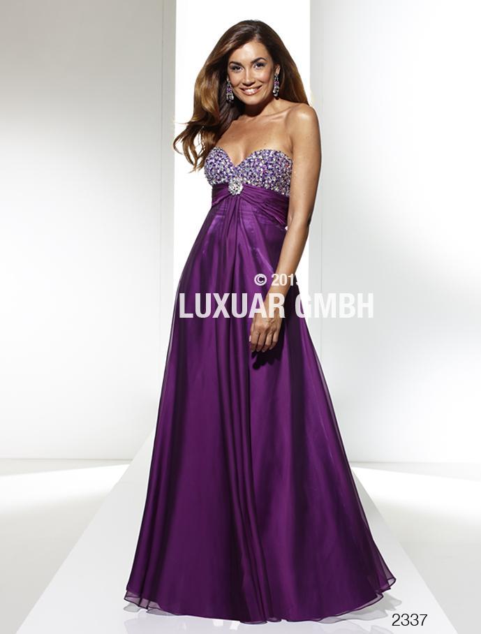 Luxusné spoločenské šaty  vo Svadobnom centre Valentíny - Obrázok č. 6
