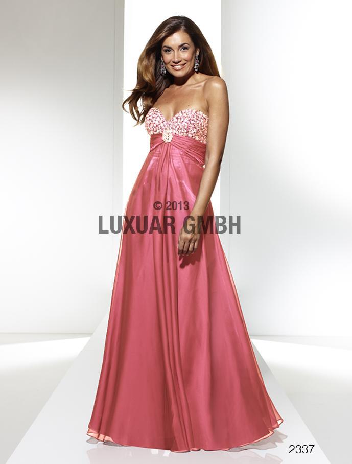 Luxusné spoločenské šaty  vo Svadobnom centre Valentíny - Obrázok č. 7