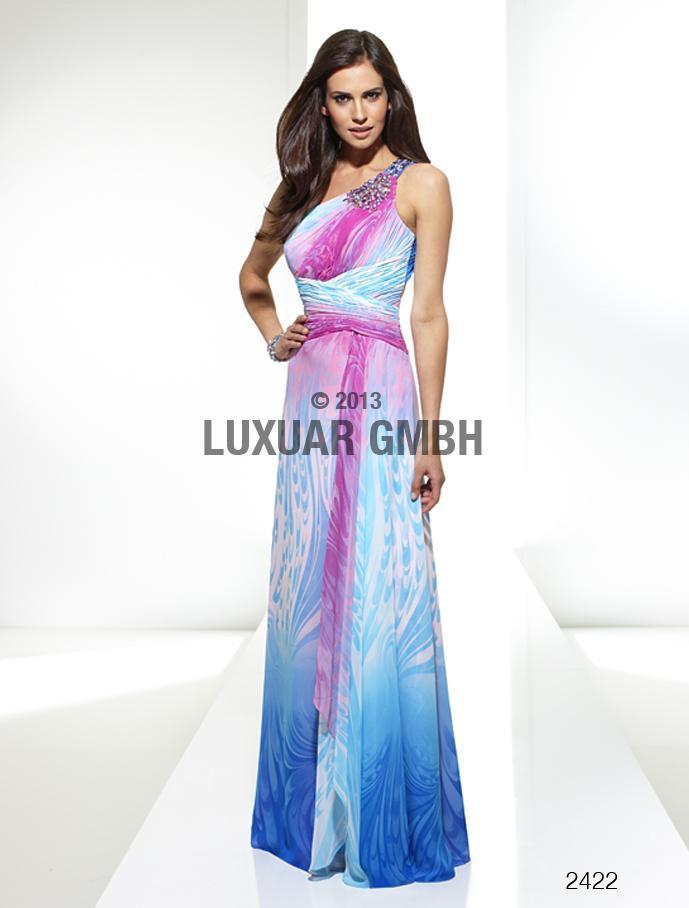 Luxusné spoločenské šaty  vo Svadobnom centre Valentíny - Obrázok č. 11