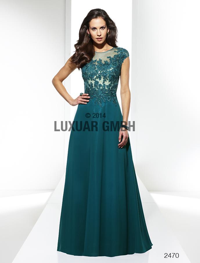 Luxusné spoločenské šaty  vo Svadobnom centre Valentíny - Obrázok č. 14