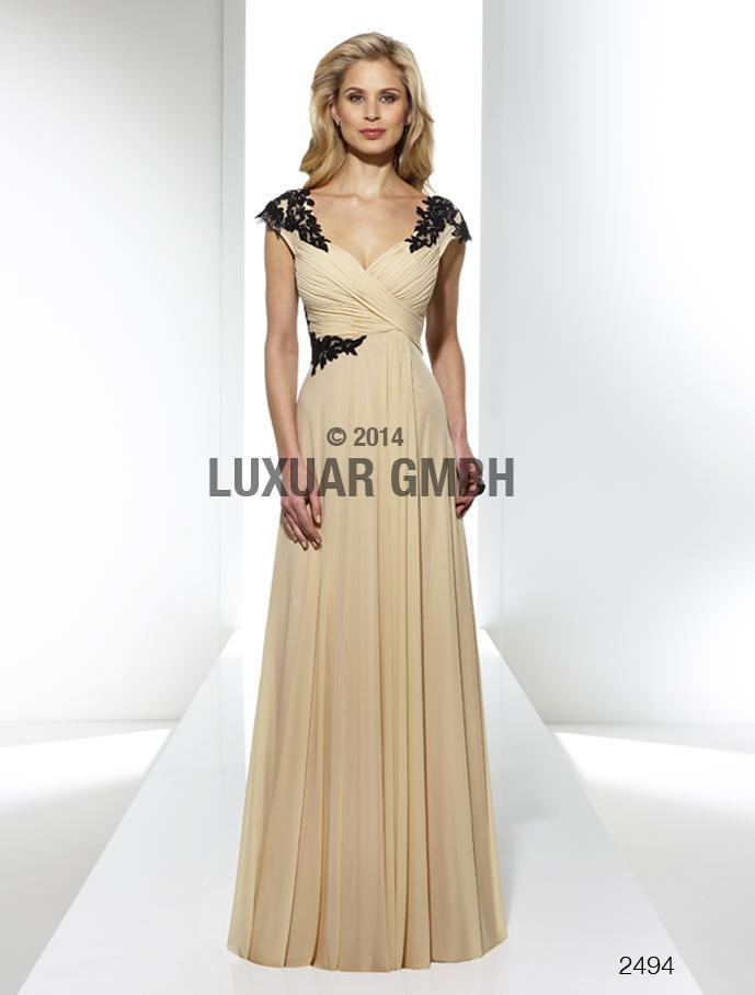 Luxusné spoločenské šaty  vo Svadobnom centre Valentíny - Obrázok č. 16