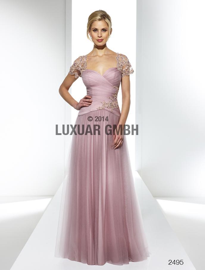 Luxusné spoločenské šaty  vo Svadobnom centre Valentíny - Obrázok č. 17