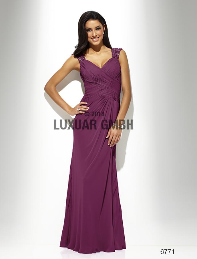 Luxusné spoločenské šaty  vo Svadobnom centre Valentíny - Obrázok č. 18
