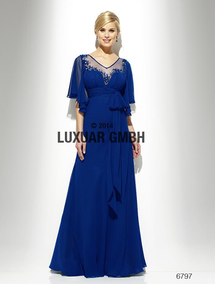 Luxusné spoločenské šaty  vo Svadobnom centre Valentíny - Obrázok č. 19