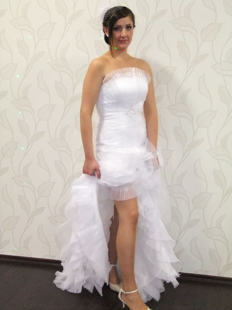 Svadobné šaty na predaj Výpredaj od  50€ do100€ - Obrázok č. 1