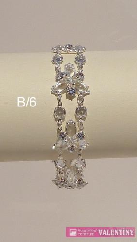 Luxusný krištáľový náhrdeľník - Obrázok č. 2