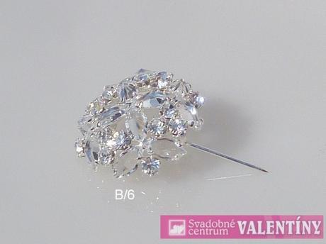 Luxusný krištáľový náhrdeľník - Obrázok č. 3