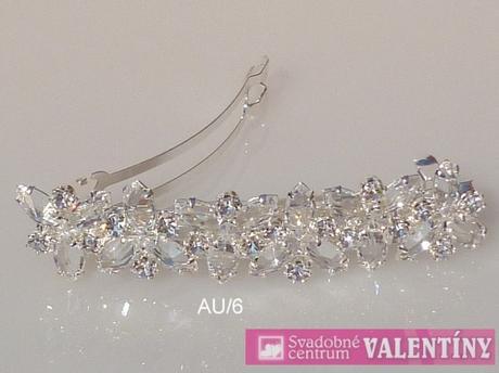 Luxusný krištáľový náhrdeľník - Obrázok č. 4
