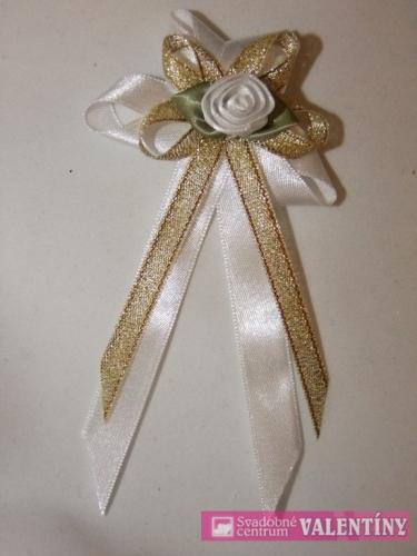 Pierko bielo zlaté pre rodočov - Obrázok č. 1