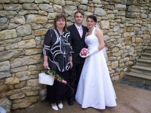 Já, ženich a maminka ženicha