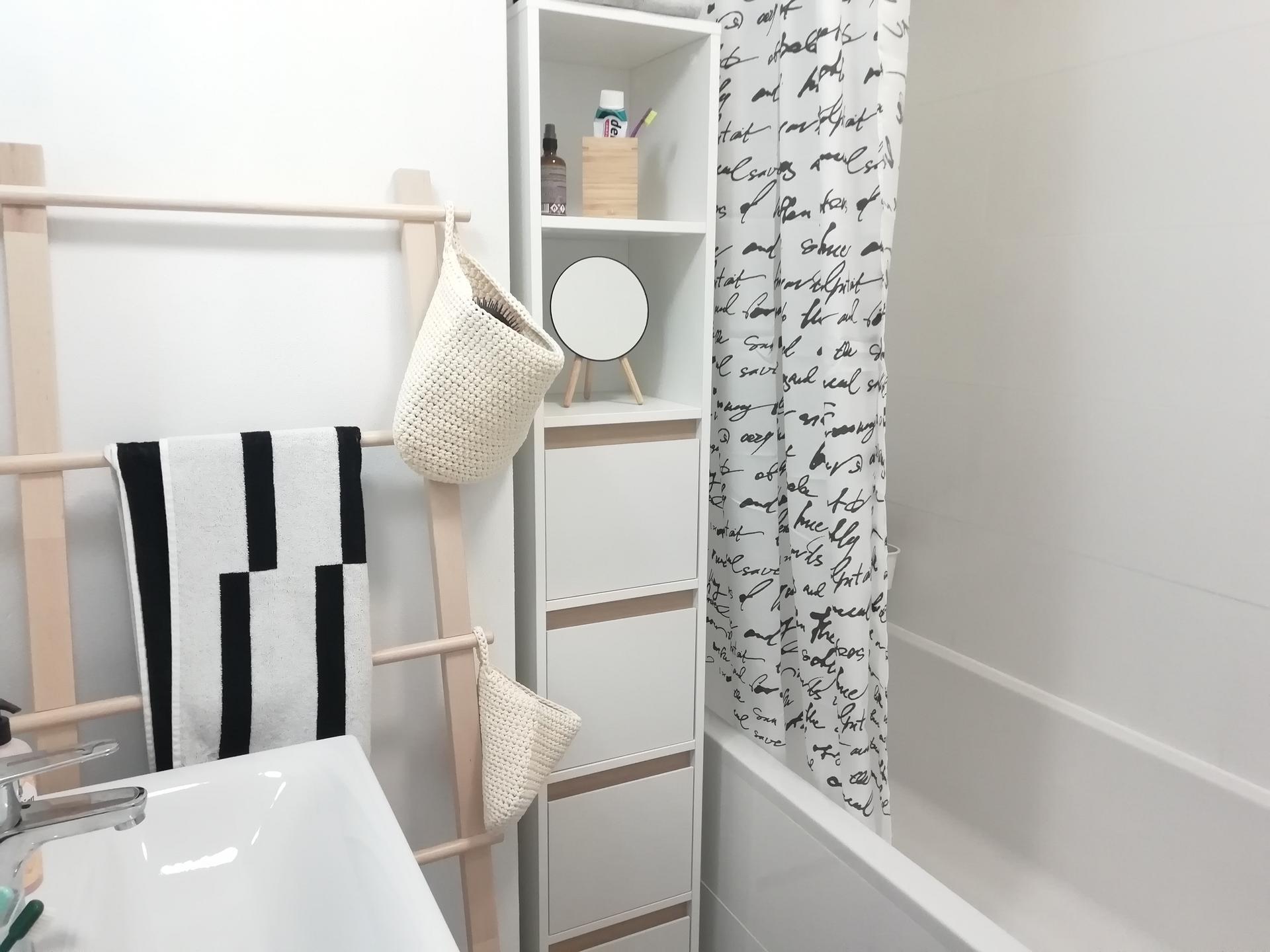 Prerábka kúpeľne, wc a chodby v byte - Obrázok č. 8