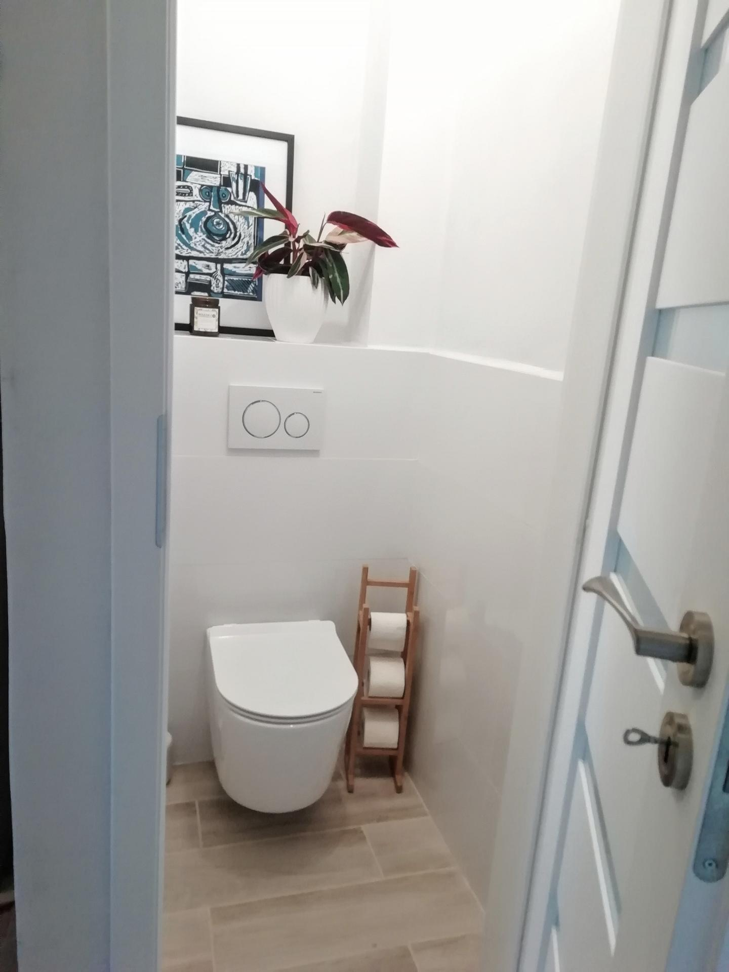 Prerábka kúpeľne, wc a chodby v byte - Obrázok č. 11