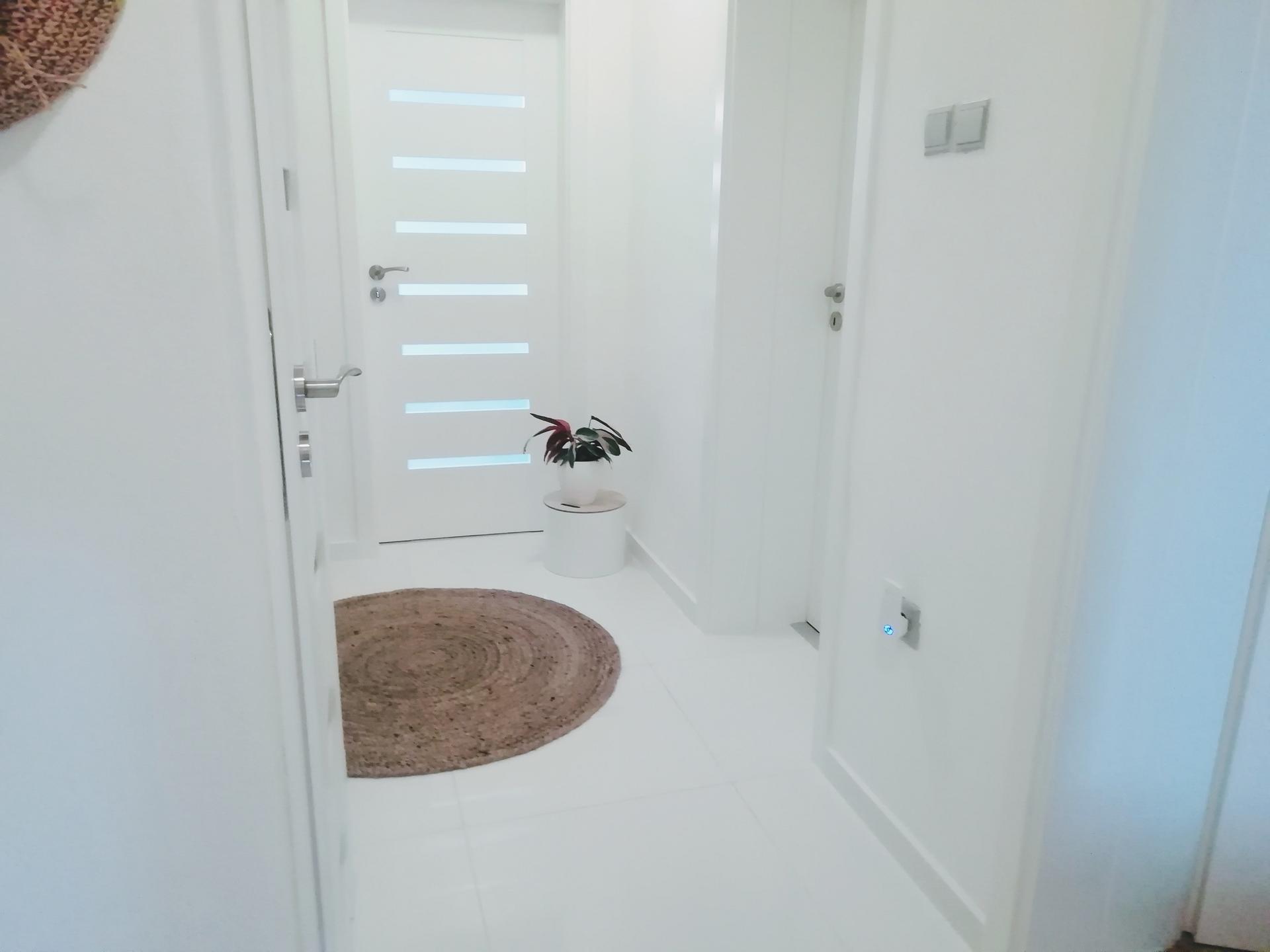 Prerábka kúpeľne, wc a chodby v byte - Obrázok č. 22