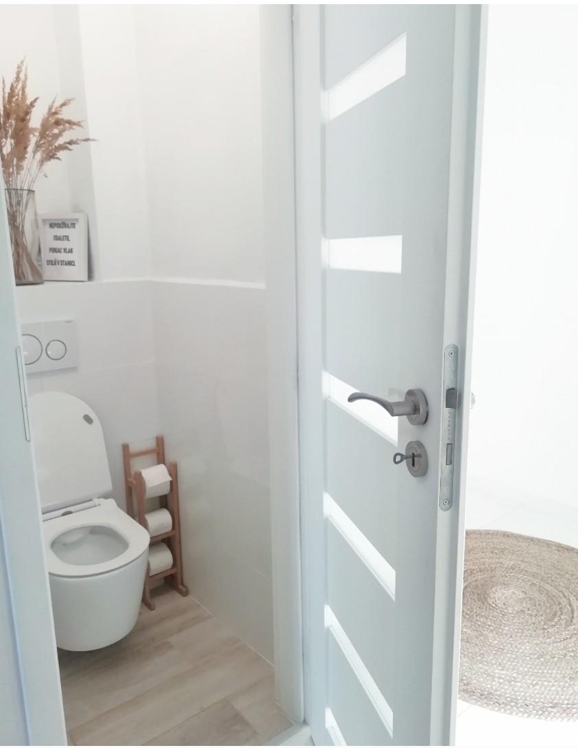 Prerábka kúpeľne, wc a chodby v byte - Obrázok č. 38