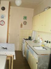 ...původní kuchyň