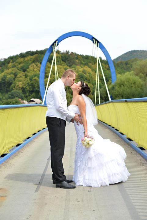 este par dalsich foto z nasej svadby :) - Obrázok č. 1
