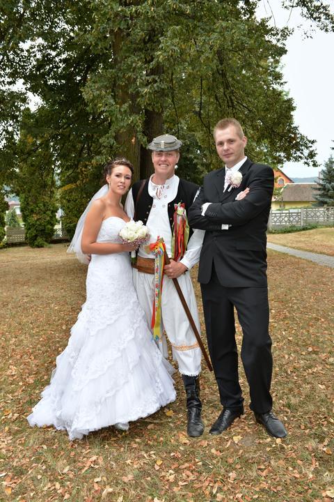 este par dalsich foto z nasej svadby :) - Obrázok č. 3
