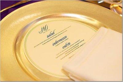 Oznamenia, menovky, pozvanie k stolu, menu, podakovanie - Obrázok č. 3