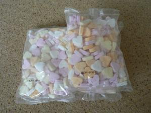 cukriky do candy baru