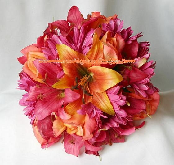 Svadobne kytice - Obrázok č. 94