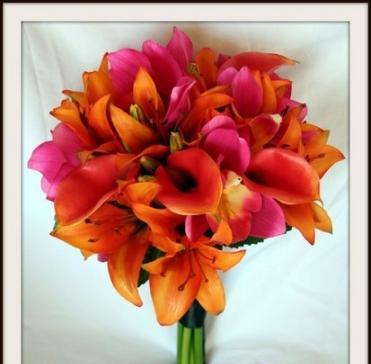 Svadobne kytice - Obrázok č. 93