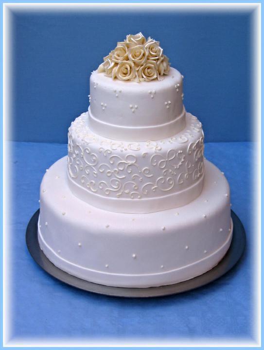 Svadobne torty, zakusky - Obrázok č. 86