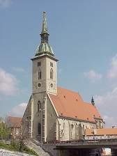 Dom Svateho Martina