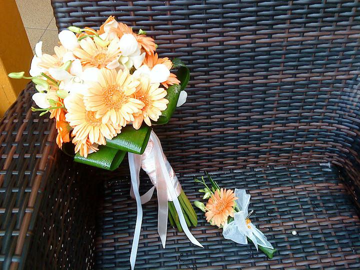 Svadobne kytice - Obrázok č. 60