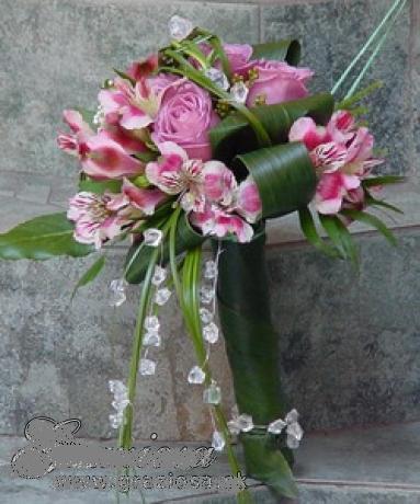 Svadobne kytice - Obrázok č. 5