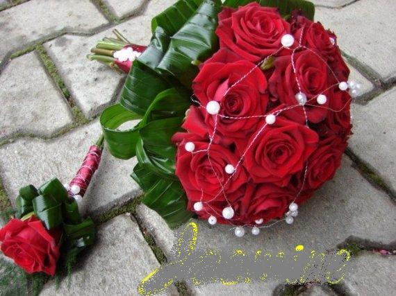 Svadobne kytice - Obrázok č. 21