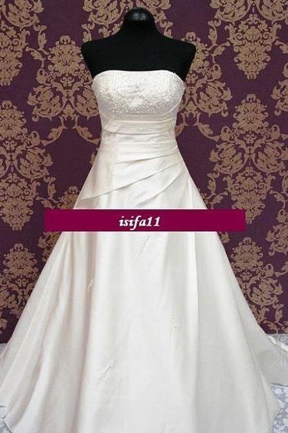Svadobné šaty a oblek - Obrázok č. 38