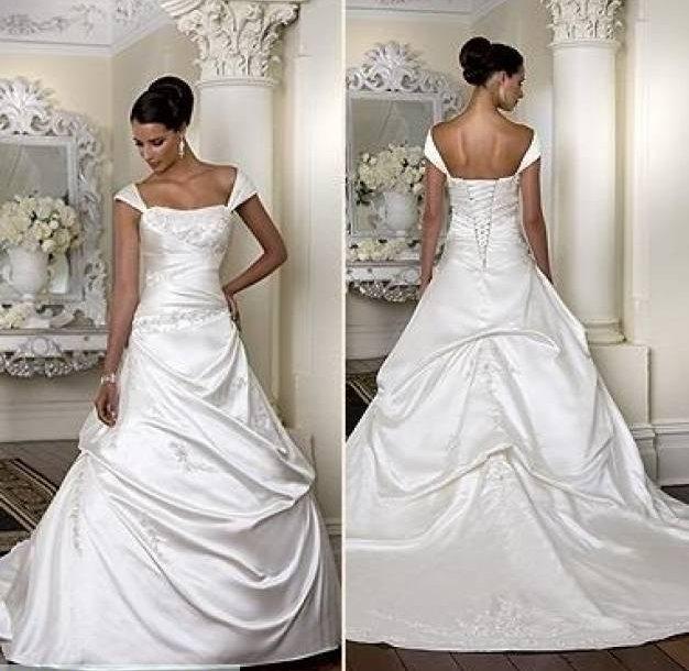 Svadobné šaty a oblek - Obrázok č. 47