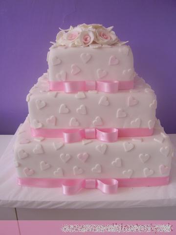 Svadobne torty, zakusky - Obrázok č. 38